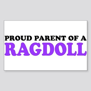 Ragdoll Sticker