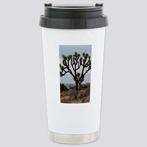 Joshua Tree Stainless Steel Travel Mug