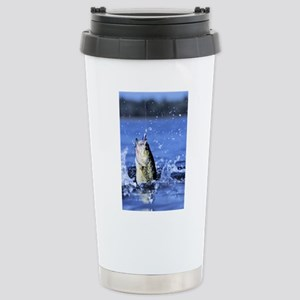 fishing Stainless Steel Travel Mug