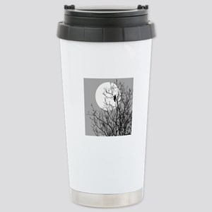 MOON Stainless Steel Travel Mug