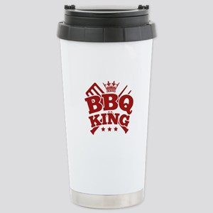 BBQ KING Stainless Steel Travel Mug