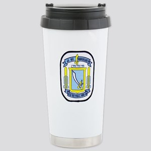 USS TATTNALL Stainless Steel Travel Mug