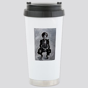 Nina Simone Stainless Steel Travel Mug