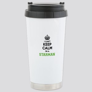 Starman I cant keeep ca Stainless Steel Travel Mug