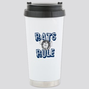 Rats Rule Travel Mug
