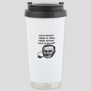 facts & theory Stainless Steel Travel Mug