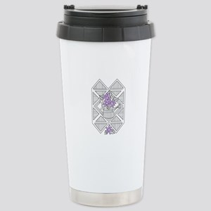 COUNTRY WATERING CAN Travel Mug