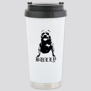 Bully Stainless Steel Travel Mug