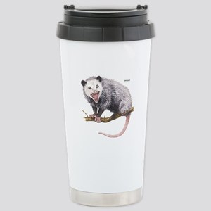 Opossum Possum Animal Stainless Steel Travel Mug