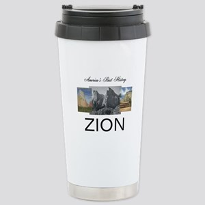 ABH Zion 16 oz Stainless Steel Travel Mug