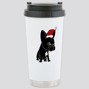 French Bulldog Christmas Mugs