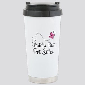 Pet Sitter (Worlds Best) Stainless Steel Travel Mu