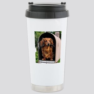 Mailbox Stainless Steel Travel Mug