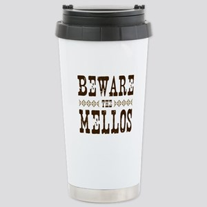 Beware the Mellos Stainless Steel Travel Mug