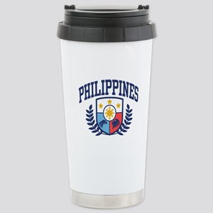 Philippines Stainless Steel Travel Mug
