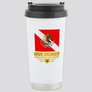 Dive Mexico 2 Stainless Steel Travel Mug