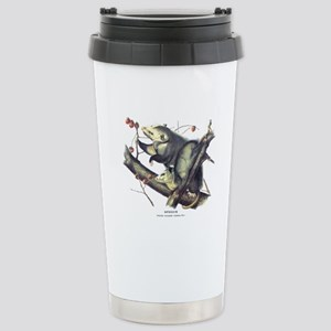Audubon Opossum Possum Stainless Steel Travel Mug