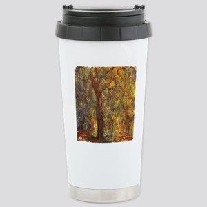 Weeping Willow by Claud Stainless Steel Travel Mug