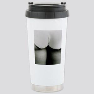 Overweight woman Stainless Steel Travel Mug