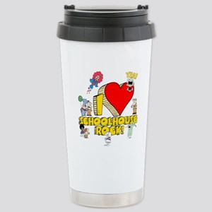 I Heart Schoolhouse Rock! Ceramic Travel Mug