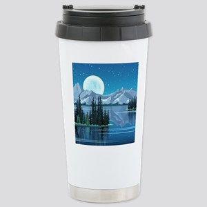 Mountain Sky Travel Mug