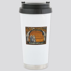 Casablanca Morocco Stainless Steel Travel Mug