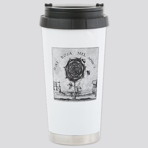 Rosicrucian mystical sy Stainless Steel Travel Mug