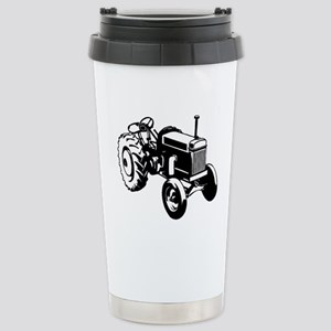 tractor Stainless Steel Travel Mug