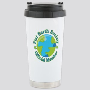 Flat Earth Society Official Member Mugs
