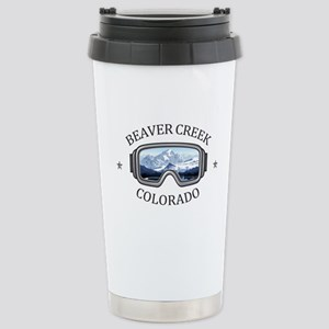 Beaver Creek Reso 16 oz Stainless Steel Travel Mug