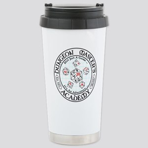 Dungeon Master's Academ Stainless Steel Travel Mug