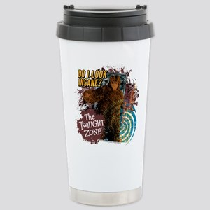Thing on the Wing Stainless Steel Travel Mug