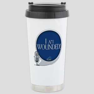 Frasier: I am Wounded! Stainless Steel Travel Mug