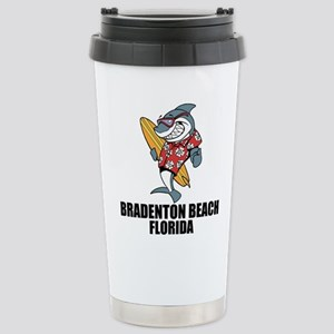 Bradenton Beach, Florida Travel Mug