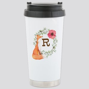 MONOGRAM Woodland Fox Travel Mug
