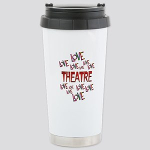 Love Love Theatre Stainless Steel Travel Mug