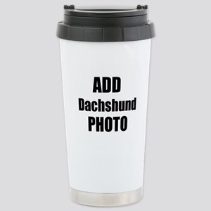 Add Dachshund Photo Mugs