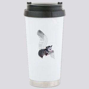 Angel Possum Stainless Steel Travel Mug
