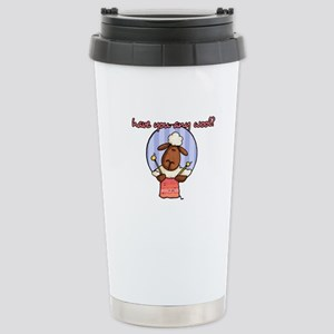 have you any wool ? Stainless Steel Travel Mug