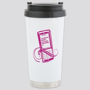 I'm still here bitches. Stainless Steel Travel Mug