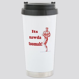 Nawda Toomah Stainless Steel Travel Mug