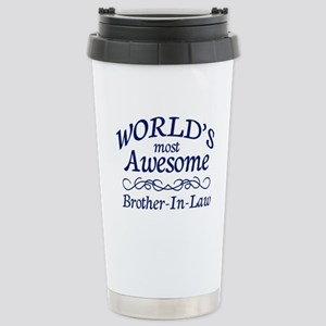 Brother-In-Law Stainless Steel Travel Mug