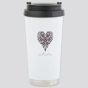 Love Nadia Travel Mug