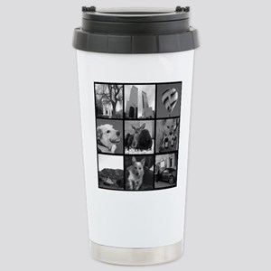 Your Photos Here - Photo Block Travel Mug