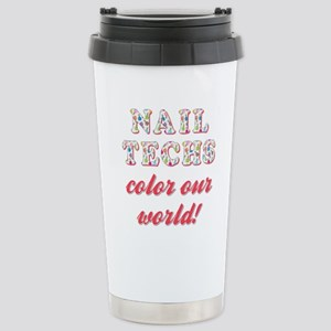 NAIL TECHS Travel Mug