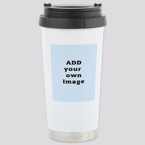 Add Image Stainless Steel Travel Mug