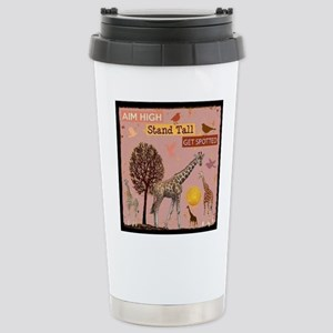 Stand Tall Stainless Steel Travel Mug
