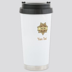 NCIS Badge Travel Mug