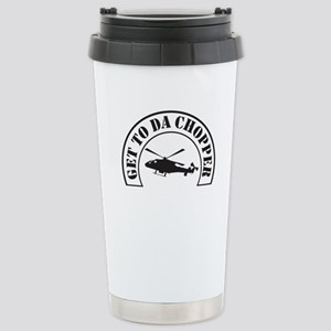Get To Da Chopper Travel Mug