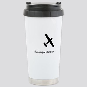 Plane Fun 1407044 Stainless Steel Travel Mug